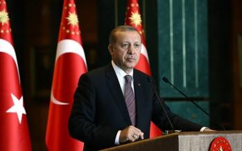 Doğu ve Güneydoğu Anadolu Bölgesi Kanaat Önderleri Cumhurbaşkanlığı Külliyesi'nde