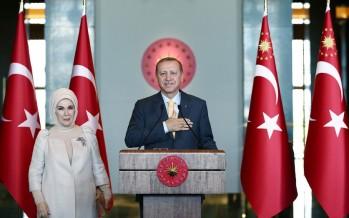 """""""Cumhuriyetin Sahibi Milletimizin Kendisidir, Sembolü de Cumhurbaşkanlığı Külliyesidir"""""""