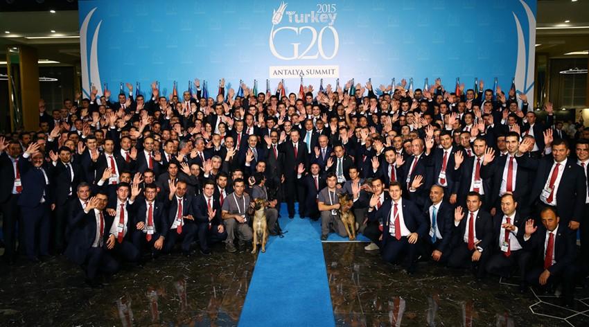 Antalya'da Gerçekleştirilen G-20 Liderler Zirvesi Sona Erdi -A24