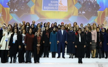 Başarımızın sırrı 'AK Kadınlar'