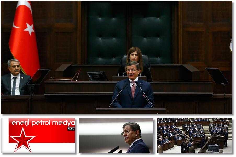 Başbakan Ahmet Davutoğlu, AK Parti Grup Toplantısı -160
