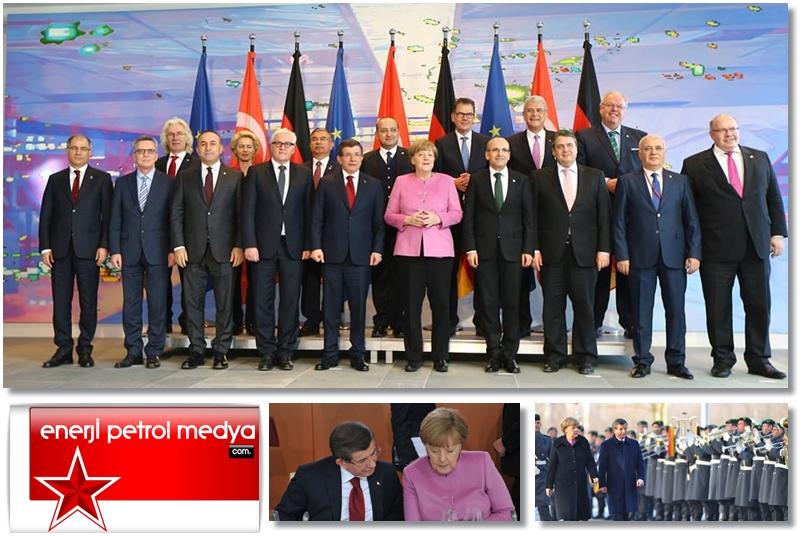 Başbakan Ahmet Davutoğlu -  Almanya Başbakanı Angela Merkel - Almanya Berlin -1222