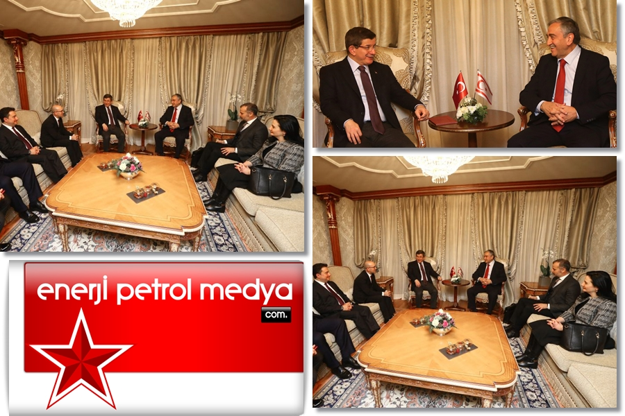KKTC - Cumhurbaşkanı Mustafa Akıncı - İsviçre - Davos -7