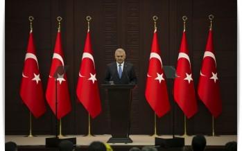 Başbakan Yıldırım, 10 Aralık Dünya İnsan Hakları Günü dolayısıyla bir mesaj yayımladı