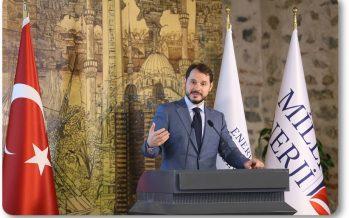 """Enerji ve Tabii Kaynaklar Bakanı Berat Albayrak,""""Madencilik Sektör Toplantısı""""na katıldı."""