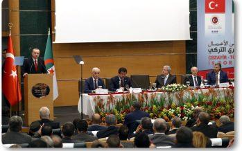 Cezayir, bölgesinde siyasi ve ekonomik bir istikrar adasıdır