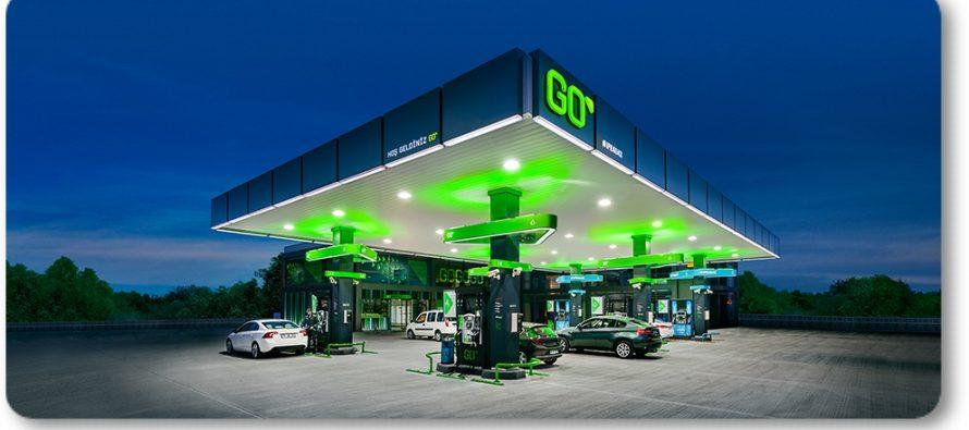 GO'dan 5. Yıla özel hediye yakıt kampanyası