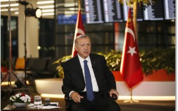 Cumhurbaşkanı Erdoğan, A Haber ve ATV ortak yayınına katıldı