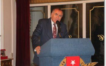 TÜSİAV Genel Başkanı Veli Sarıtoprak'dan 30 Ağustos Zafer Bayramı mesajı
