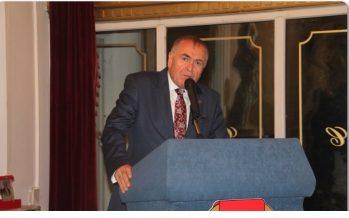 TÜSİAV Başkanı Veli Sarıtoprak ; 29 Ekim Cumuhuriyet Bayramı mesajı
