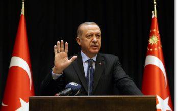 Cumhurbaşkanı Erdoğan, GAC müslüman toplumun kanaat önderlerine hitap etti