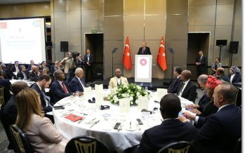 """""""Afrika'nın hakiki dostu, kader ortağı olmak istiyoruz"""""""
