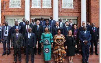 """""""Ekonomik alandaki deneyimlerimizi Zambiya ile paylaşmaya hazırız"""""""