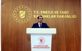 Enerji ve Tabii Kaynaklar Bakanlığı 2018 Performans Ödülleri Verildi