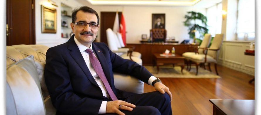 """Enerji ve Tabii Kaynaklar Bakanı Fatih Dönmez :""""Cari açığımızın kapanmasında yerli kömürün katkısı çok büyük"""""""