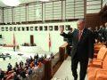 Cumhurbaşkanı Erdoğan, TBMM'de 15 Temmuz Demokrasi ve Millî Birlik Günü özel gündemli toplantıya katıldı