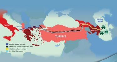 Dev Yatırımlar | TANAP Avrupa'ya gaz vermeye hazır