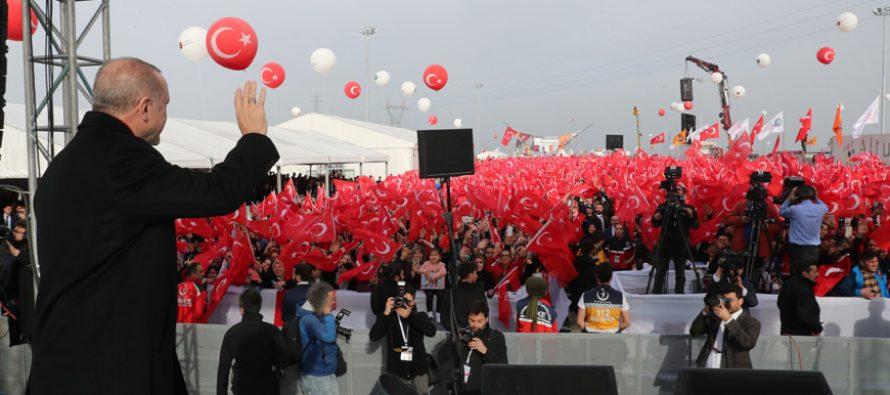 Son dakika | Başkan Erdoğan'dan önemli açıklamalar! Kuzey Marmara Otoyolu hizmete girdi
