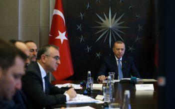 Cumhurbaşkanı Erdoğan, G20 Liderler Olağanüstü Zirvesi'ne katıldı