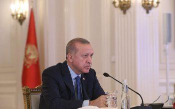 """Cumhurbaşkanı Erdoğan,""""Hastalığı sıkı şekilde kontrol altında tutabilirsek umduğumuzdan da güzel bir tablo bizi bekliyor"""""""
