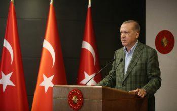 """Cumhurbaşkanı Erdoğan, """"Birliğimiz ve dayanışmamız dünyayı ülkemize hayran bırakacak"""""""