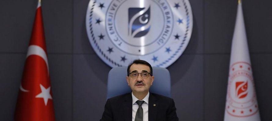 Enerji Bakanı Fatih Dönmez,Fatih temmuzdan itibaren Karadeniz'de derin sondaj yapacak