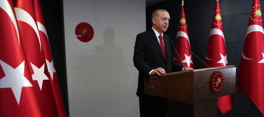 """Cumhurbaşkanı Erdoğan, """"Türkiye, ulaşımda bölgesel merkez konumuna gelecektir"""""""
