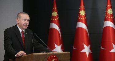 """Cumhurbaşkanı Erdoğan""""Devlet olarak ana önceliğimiz; kendini, tarihini bilen, ahlaklı ve sağlıklı gençler yetiştirmektir"""""""