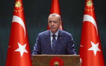"""Cumhurbaşkanı Erdoğan,""""Türkiye, salgın sonrası yeniden şekillenecek dünyanın yıldız ülkelerinden biri olacak"""""""