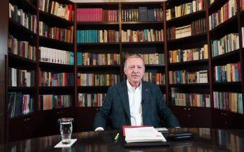 """Cumhurbaşkanı Erdoğan,""""Sınavın sağlıklı ve huzurlu bir şekilde geçmesi için gerekli tüm tedbirler alınmıştır"""""""