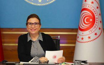Ticaret Bakanı Ruhsar Pekcan, Rekabet Kanunu'ndaki değişiklikleri değerlendirdi