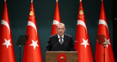 """Cumhurbaşkanı Erdoğan """"Kurban Bayramı'nın kalplerimize huzur, ülkemize esenlik, dünyamıza barış getirmesini diliyorum"""""""