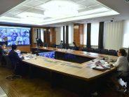 Ticaret Bakanı Ruhsar Pekcan, İtalya Dışişleri Bakanı Maio ile Görüştü