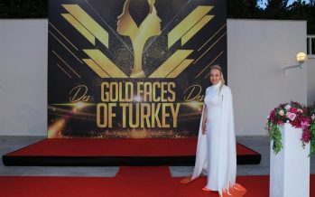 GOLD FACES OF TURKEY III' ödül törende, ''YILIN İYİLİK AKIMI ÖNCÜSÜ'' ödülüne Emel Uslu ATİK ' layık görüldü .