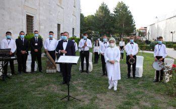 Emine Erdoğan, Edirne'de Osmanlı darüşşifası ve Osmanlı imaretinin modellemelerle anlatıldığı müzeleri ziyaret etti