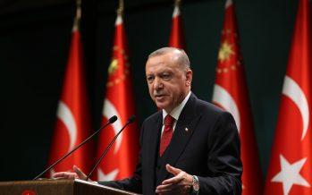 Cumhurbaşkanı Erdoğan, Bulgaristan Hak ve Özgürlükler Hareketi Kurultayı'na mesaj gönderdi