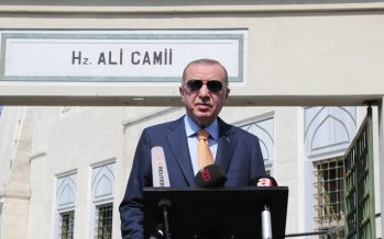 """Cumhurbaşkanı Erdoğan """"Bakım süreci bittikten sonra Oruç Reis tekrar görevinin başına dönecektir"""""""
