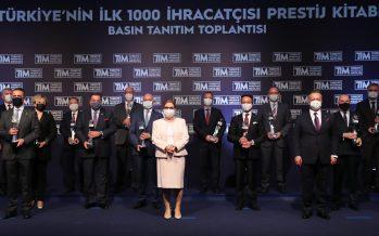"""Ticaret Bakanı Ruhsar Pekcan : """"İhracatta kayda değer bir performansla yolumuza devam ediyoruz"""""""