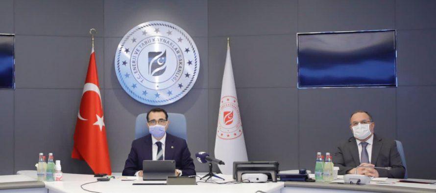Enerji ve Tabii Kaynaklar Bakanı Fatih Dönmez, Arama ve Üretim Sektörü 12. İstişare Toplantısı'na katıldı