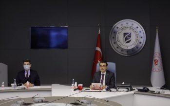Enerji Bakanı Fatih Dönmez, Rüzgardan elektrik üretimi, ilk kez tüm yenilenebilir kaynakların toplamını geçti