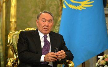 KURUCU CUMHURBAŞKANI ELBAŞI NURSULTAN NAZARBAYEV'İN KAZAKİSTAN'IN MODERNLEŞMESİNDEKİ ROLÜ