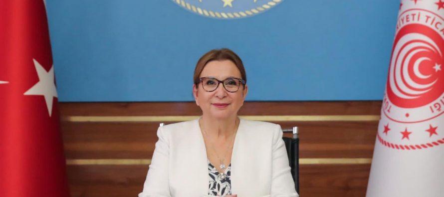 Ticaret Bakanı Ruhsar Pekcan 'dan yeni nesil ihtisas serbest bölgelerine yatırım daveti