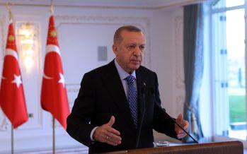 Dev Yatırımlar   Cumhurbaşkanı Erdoğan'dan milli helikopter motoru teslim töreninde önemli açıklamalar