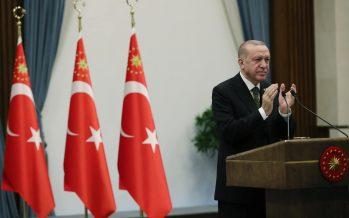 Dev yatırımlar   Cumhurbaşkanı Erdoğan, Niğde-Ankara Otoyolu 2. Kesim Açılış Töreni'nde konuştu