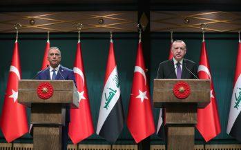 """Cumhurbaşkanı Erdoğan,  """"Ne Türkiye'nin ne Irak'ın ne de Suriye'nin geleceğinde bölücü teröre asla yer yoktur"""""""