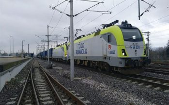 Dev yatırımlar   Türkiye'den Çin'e giden ikinci ihracat yük treni de yola çıktı