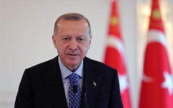 Dev Yatırımlar   Cumhurbaşkanı Erdoğan, Sarıkamış-Karakurt-Horasan yolu açılış töreninde konuştu
