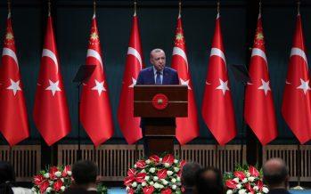 """Cumhurbaşkanı Erdoğan, """"Ekonomimizi yatırım, istihdam, üretim ve ihracat temelleri üzerinde yükseltiyoruz"""""""