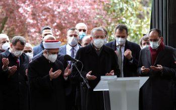 Cumhurbaşkanı Erdoğan, 8. Cumhurbaşkanı merhum Özal'ı anma törenine katıldı