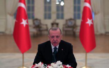 """Cumhurbaşkanı Erdoğan,""""Bizlere emanet olan dünyayı gelecek nesillere daha yaşanabilir şekilde bırakmak hepimizin görevidir"""""""